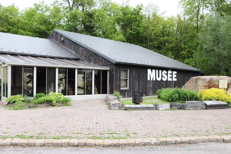 musee archeologie Pointe-du-Buisson juin2019 photo JHaineault INFOSuroit