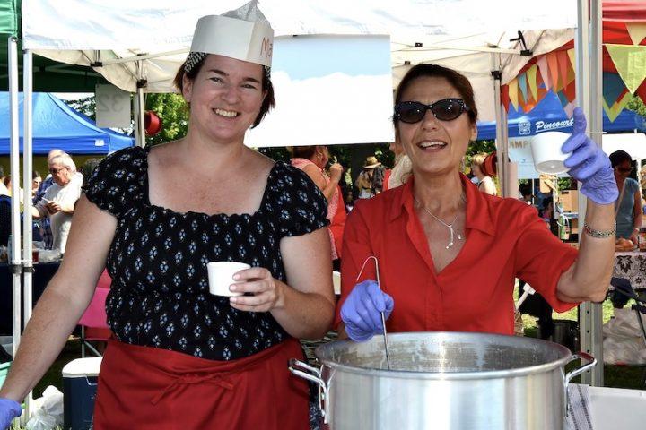 Festival de la Soupe Vaudreuil-Soulanges 2016 participantes photo via Ville NDIP