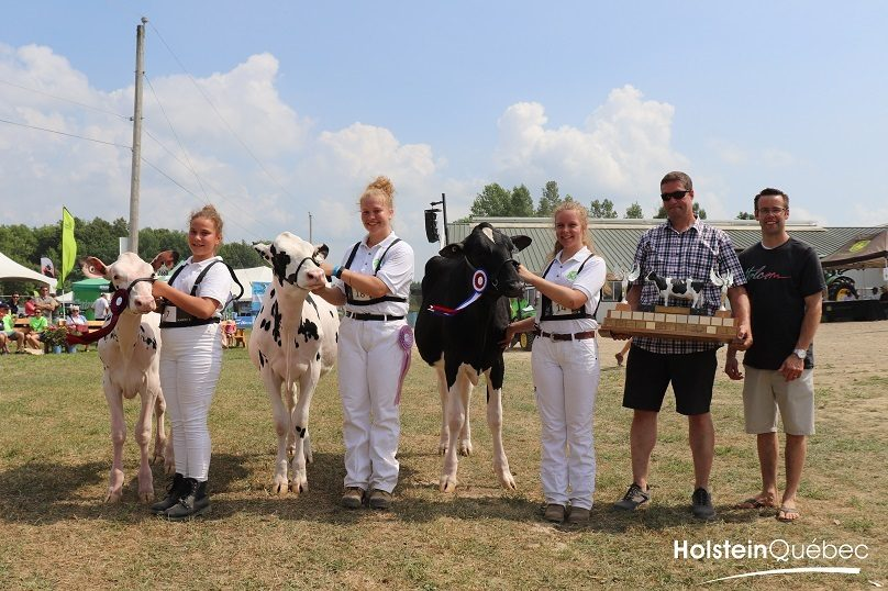 Pique nique Holstein Gagnants concours Gladu low photo via Coop Unifrontieres