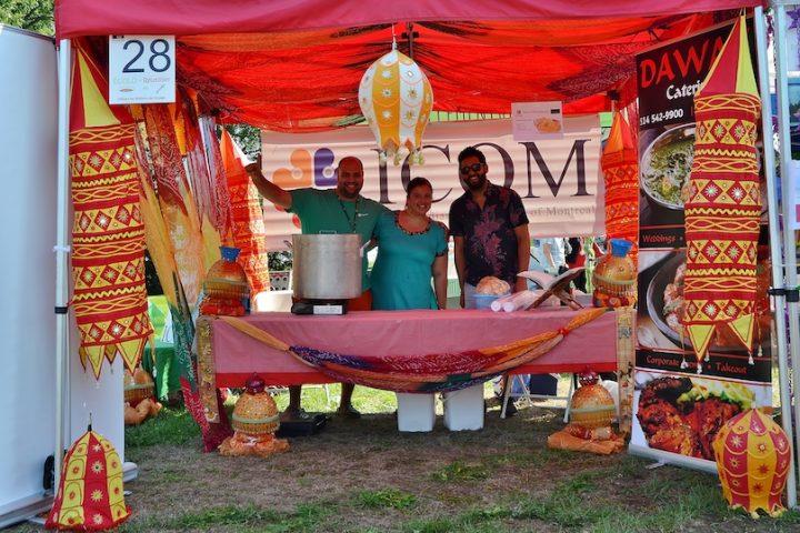 festival de la Soupe de Vaudreuil-Soulanges 2016 gagnant kiosque ICOM photo via Ville NDIP