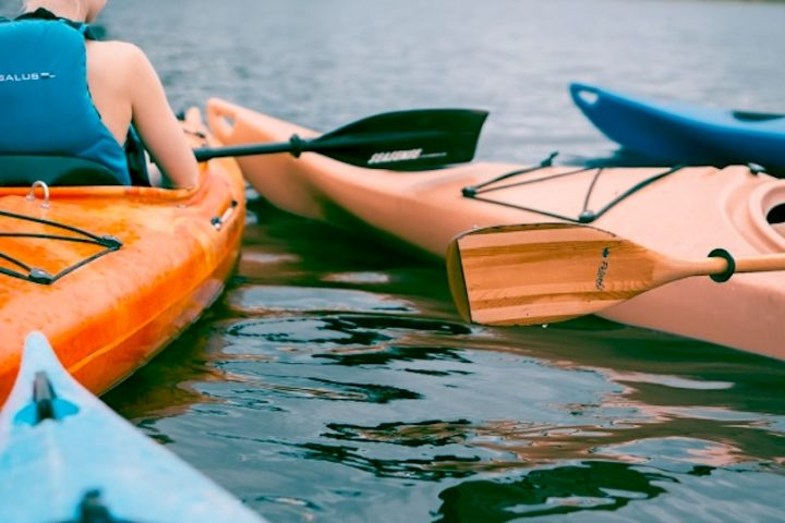 kayak riviere pagaie rame photo via Ville de Chateauguay