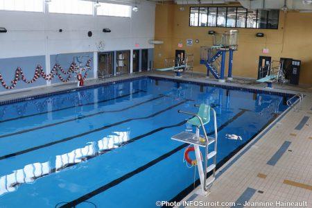 piscine et tremplins Cite des Arts et des Sports aout2019 photo JH INFOSuroit