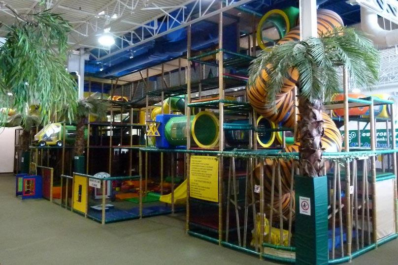zig zag zoo parc amusement a Vaudreuil-Dorion photo via ExploreVS