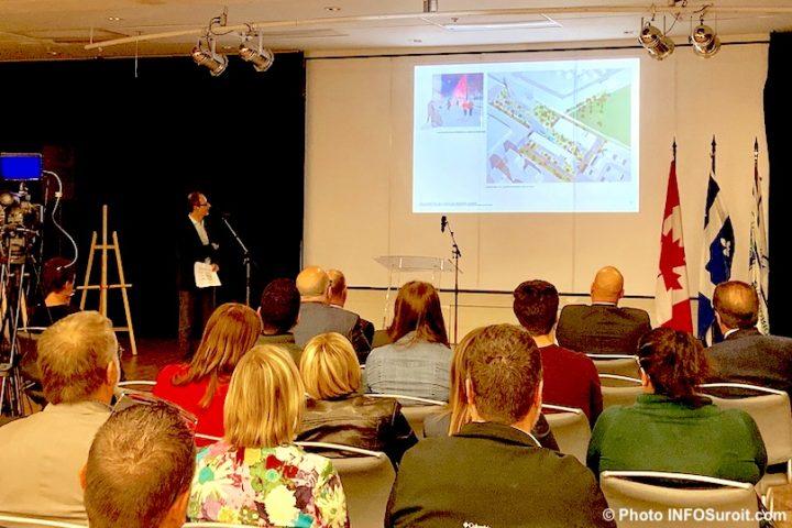 FDube gagnant concours architecture pole municipal Vaudreuil-Dorion photo INFOSuroit