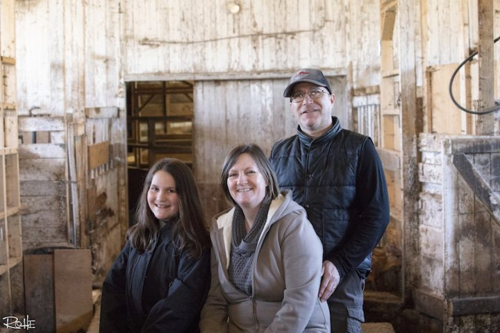 Hinchinbrooke Domaine Herdman Portes ouvertes sur les fermes photo UPA