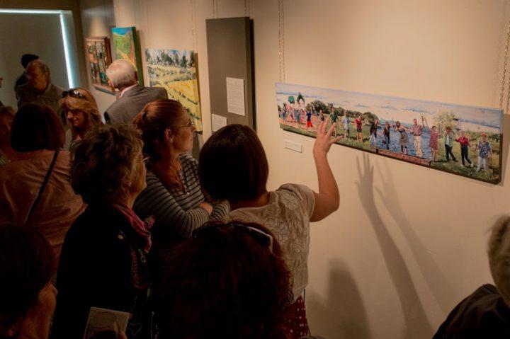 exposition Terre Maires au Musee regional de Vaudreuil-Soulanges photo courtoisie MRVS