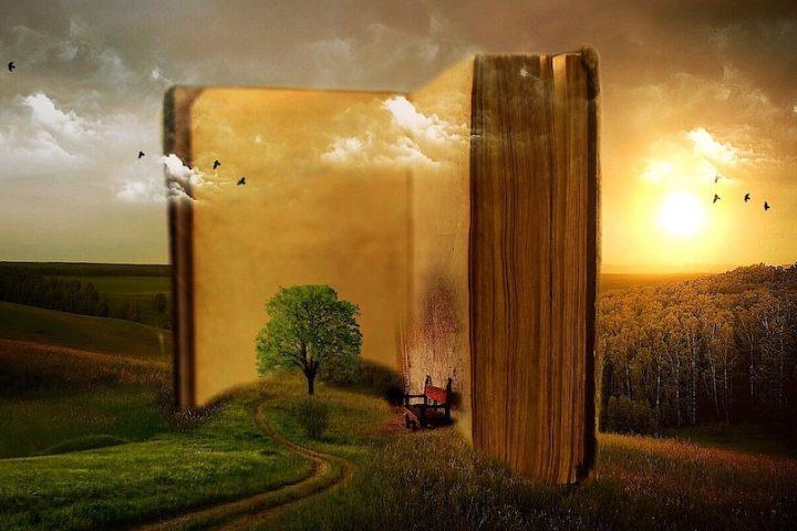 livre lecture histoire bibliotheque photo MysticArtDesign via Pixabay et INFOSuroit