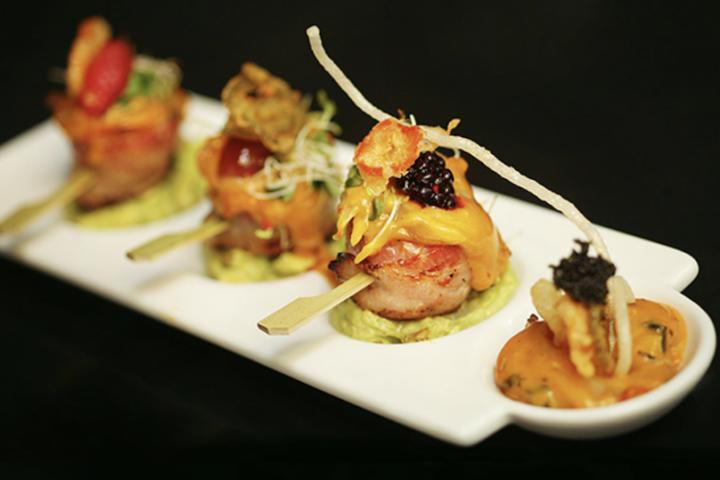 resto de Vaudreuil-Soulanges Zento sushi photo via ExploreVS