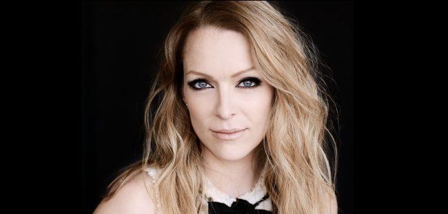 Annie_Villeneuve sera en spectacle le 14 decembre avec le Grand Orchestre de Chateauguay photo Fondation Anna-Laberge