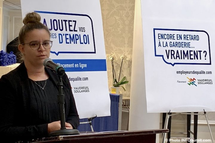 Audrey_Bourgon-Touchette DEV Vaudreuil-Soulanges au Salon emploi VS 2019 photo INFOSuroit