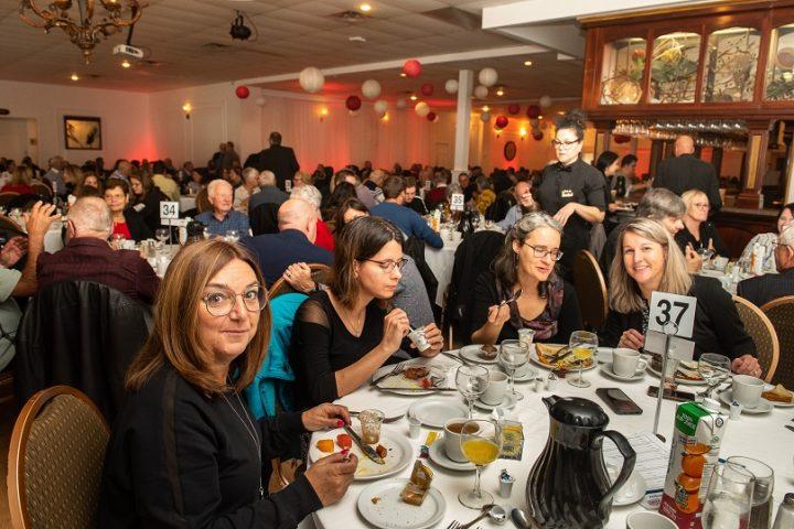 Gala des Roses_d_or hommage aux benevoles Ville de Mercier photo courtoisie VM