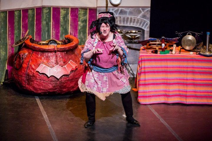 La Marmite ensorcelee spectacle Julie_Sa_Muse et Jeunesses musicales Canada photo ville Vaudreuil