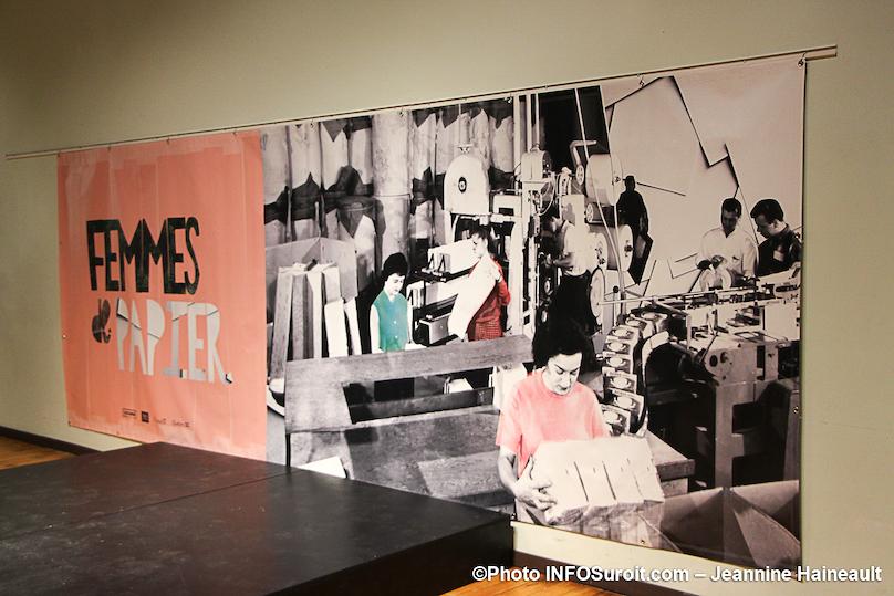 MUSO expo Femmes de papier visuel oct2019 photo JH INFOSuroit