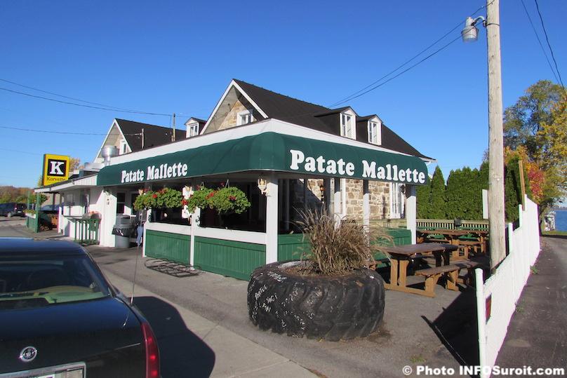Patate Mallette rue St-Laurent Beauharnois oct2019 photo INFOSuroit