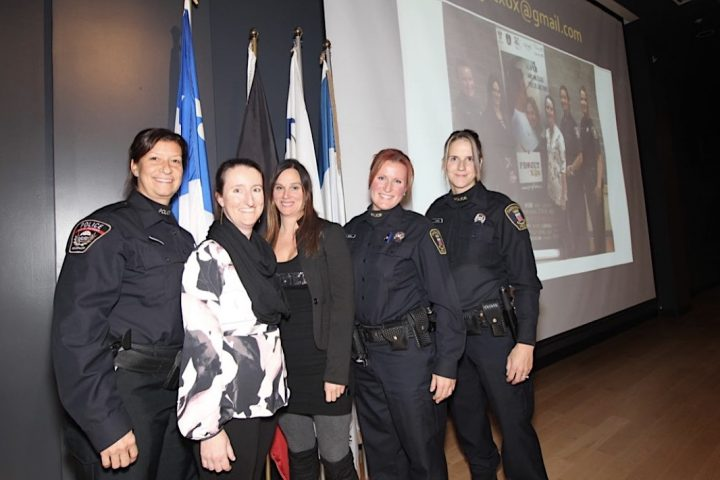 Securite publique Prix Excellence Intersection 2019 Projet XOX photo VC