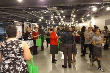 fondation Anna-Laberge au Musee ferroviaire Canadaine kiosques participants photo via FAL