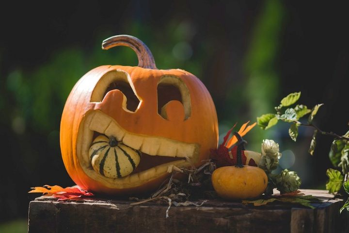 halloween citrouille decoration photo Nietjuh via Pixabay et INFOSuroit