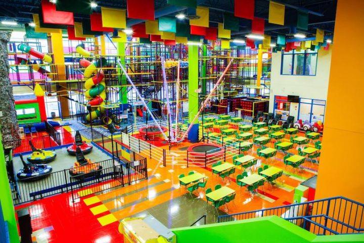 interieur centre d_amusement familial Woohoo a Vaudreuil-Dorion photo via Facebook