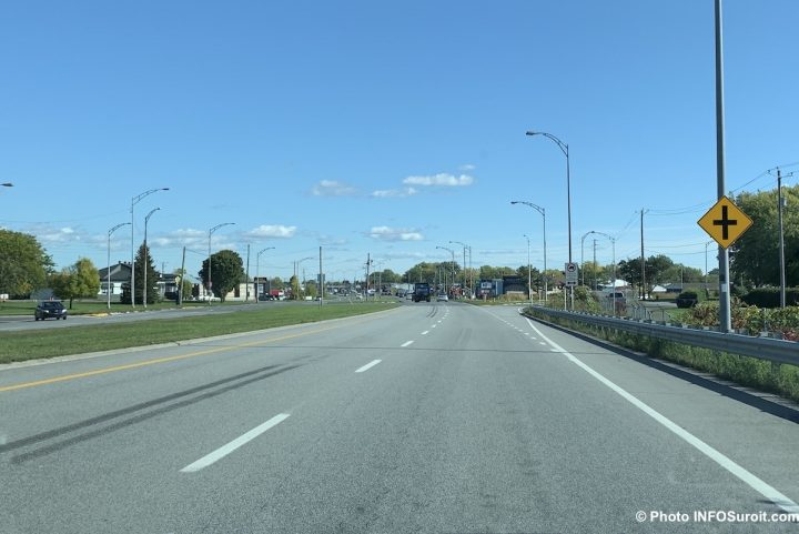 intersection route 201 boul Mgr-Langlois et Bord_de_l_Eau a Valleyfield oct2019 photo INFOSuroit
