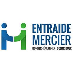 logo officiel Entraide Mercier