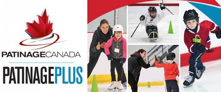 patinage Plus de patinage Canada visuel via CPA Valleyfield