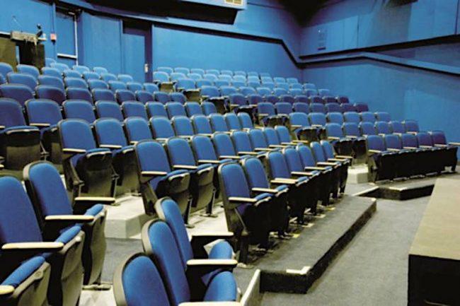 salle de spectacles Jean-Pierre_Houde du centre culturel Vanier a Chateauguay photo courtoisie VC