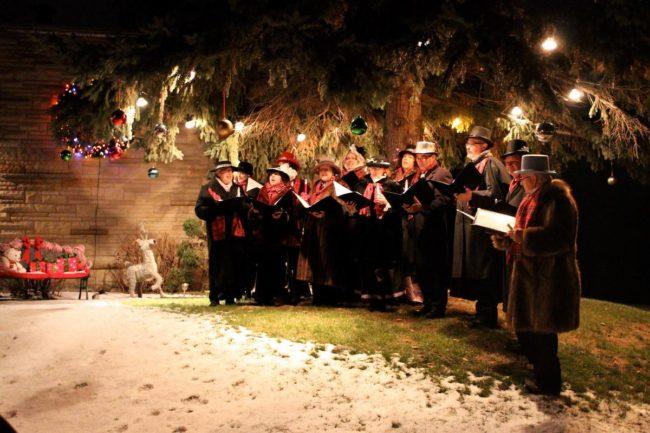 chorale de Noel fa_la_la photo va page Facebook