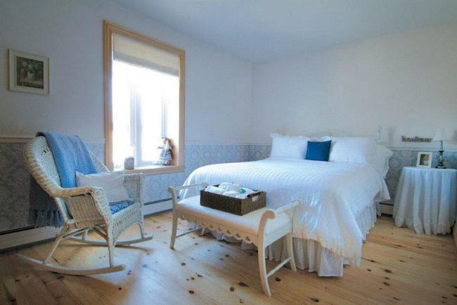 gite La_Perrotdamoise une des chambres photo via ExploreVS et DEV Vaudreuil-Soulanges