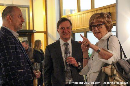 maire Chateauguay PP_Routhier avec epouse du defunt JP_Houde nov2019 photo JH INFOSuroit