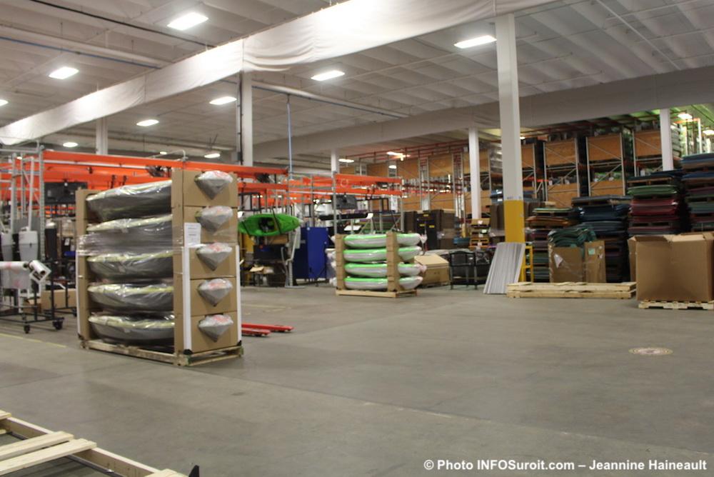 Pelican entrepot usine Valleyfield portes ouvertes nov2018 photo J_Haineault INFOSuroit