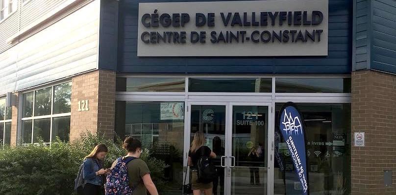 Cegep de Valleyfield centre etudes de Saint-Constant aout2019 photo ColVal