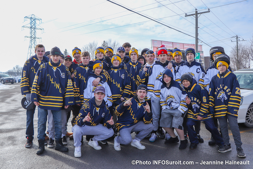 Tournee Hockey_d_ici Rogers 2020 a Chateauguay joueurs equipe Billings photo JH INFOSuroit