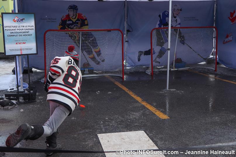 Tournee Hockey_d_ici de Rogers a Chateauguay concours tir puissant photo JH INFOSuroit