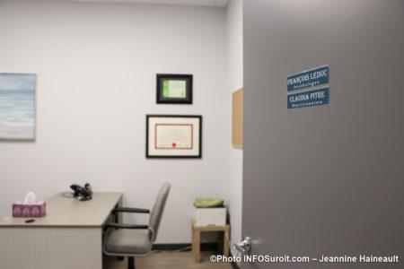 Visite Coop Beauharnois en sante bureau psy et nutrionniste photo JH INFOSuroit fev20