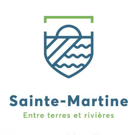 logo 2020 municipalite Sainte-Martine