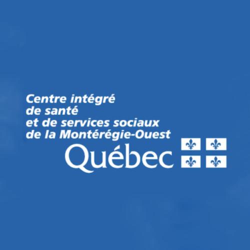 logo CISSS Monteregie-Ouest fev20