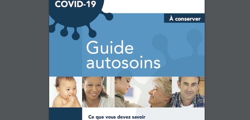 COVID-19 Guide autosoins ce que vous devez savoir 24mars2020 Gouvernement du Quebec