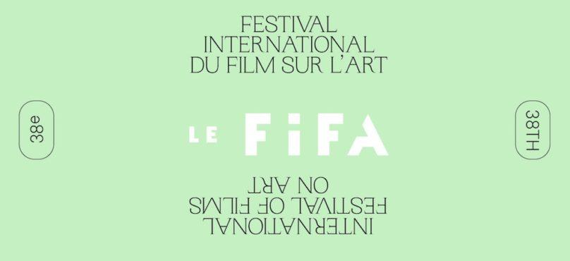 affiche 38e edition FIFA festival film art