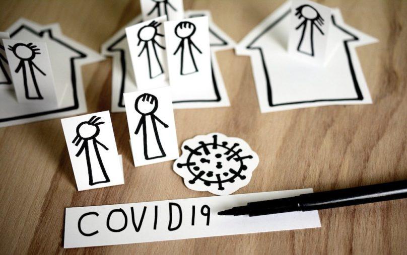 coronavirus covid-19 isolement visuel CongerDesign via Pixabay et INFOSuroit