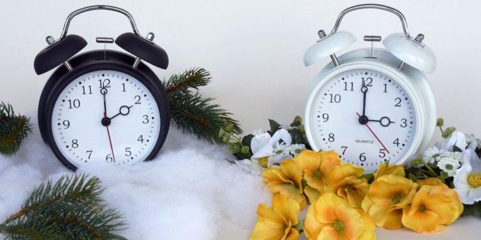 heure normale heure avancee automne printemps cadrans photo Annca via Pixabay et INFOSuroit