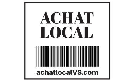 logo Achat local Vaudreuil-Soulanges via DEV