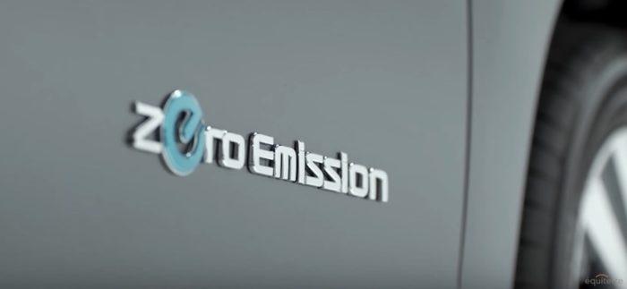 logo ZeroEmission Nissan Leaf vehicule electrique photo extrait video rendez-vous branche Equiterre