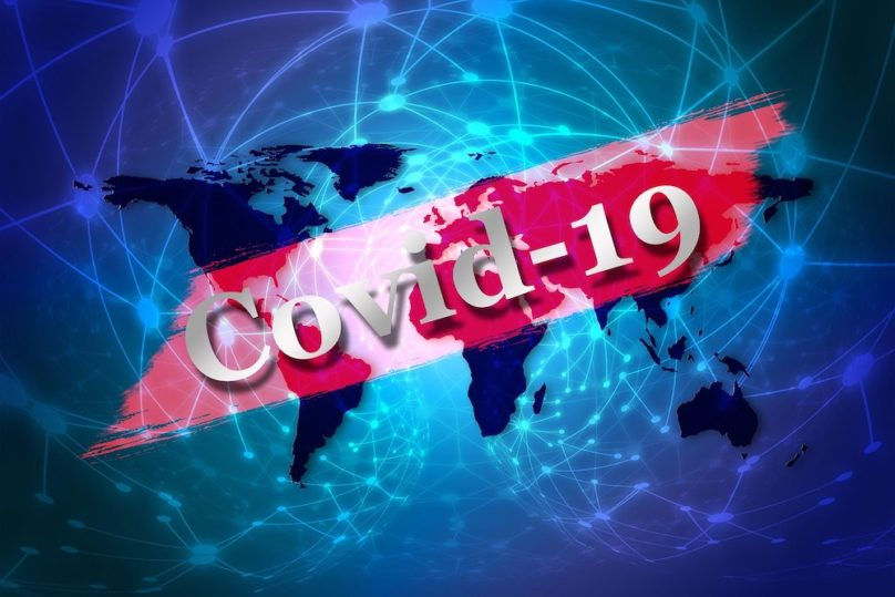 pandemie covid-19 coronavirus visuel Geralt via Pixabay et INFOSuroit