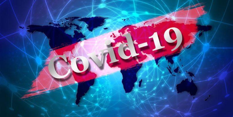 virus coronavirus covid-19 connexion planete visuel Geralt via Pixabay et INFSuroit